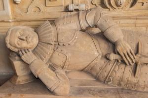 John Fermor effigy, 1625