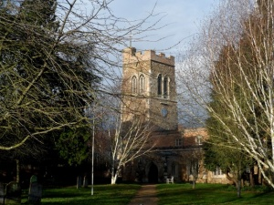 All Saints church, Southill, (c) Bikeboy