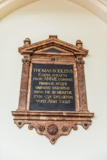 Thomas Bodley memorial