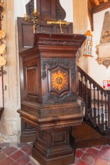18th c pulpit