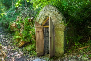 St Nectan's Holy Well, Stoke