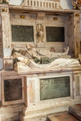 Lord Darcy tomb