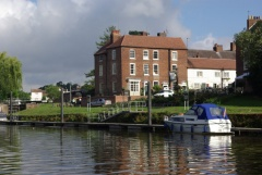 Stourport and the River Severn