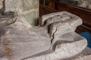 Lady Stourton effigy, 1403