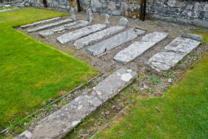 Graves of medieval Welsh princes