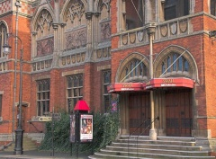 Royal Shakespeare Theatre entrance