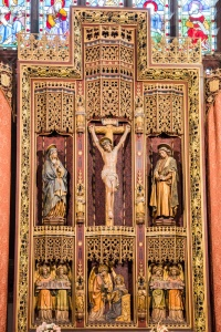 The extraordinary Victorian reredos