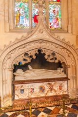 Queen Katherine Parr memorial