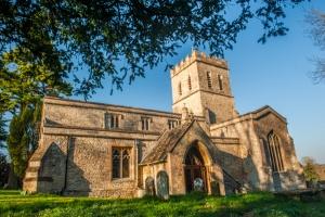 St Nicholas church, Tackley