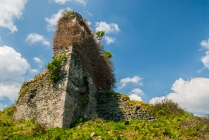 Tarbert Castle tower house