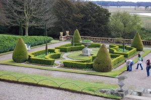 The formal gardens (c) Trevor Harris