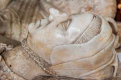 Lady Sybil Williams effigy
