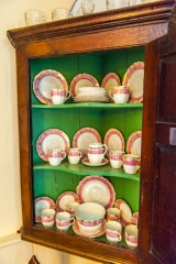 Carlyle's set of fine china
