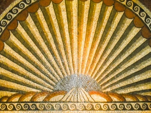 The shell mosaic