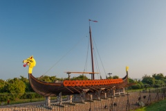 Viking Boat Hugin