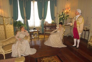 A Royal Weekend Party at Warwick Castle