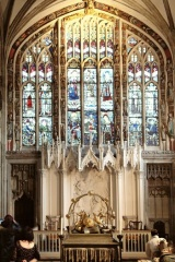 The Beauchamp Chapel, St Mary's church, Warwick