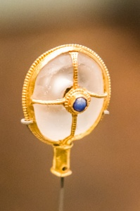 The Warminster Jewel, a 9th century manuscript pointer