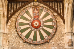Winchester Castle Great Hall, King Arthur's Round Table