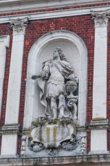 Prince George of Denmark statue