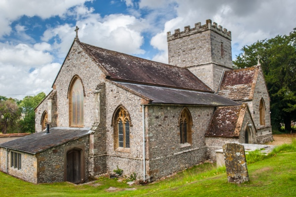 St Mary's Church, Winterborne Whitechurch