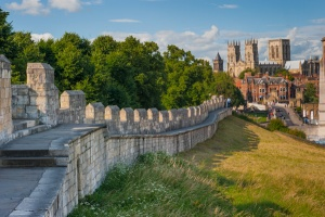 York city wall walk