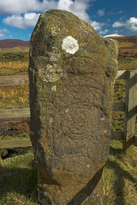 Tote Pictish Stone