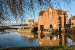 Historic Abbey Mill