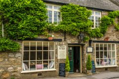 Abbotsbury, The village tea shop
