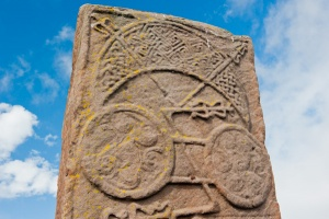 Roadside cross slab, Aberlemno