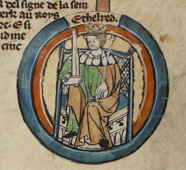 Aethelred of Wessex