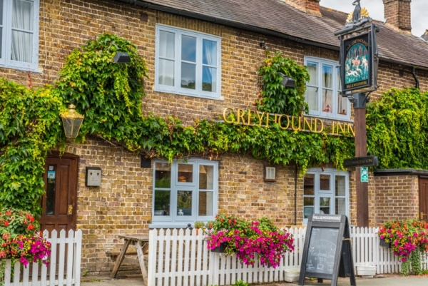 The Greyhound Pub, Aldbury