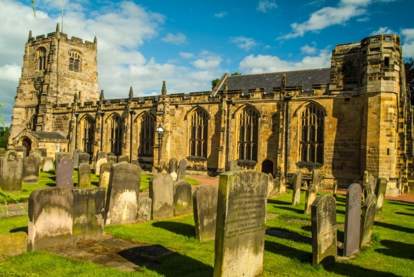 St Michael's Church, Alnwick