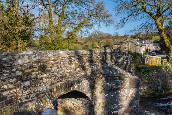 Altarnun photo, Another look at the packhorse bridge