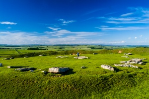 Arbor Low in summer