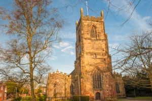 St Helen's church, Ashby de la Zouch