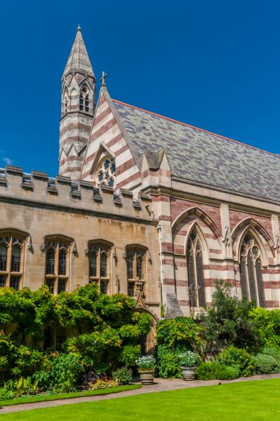 Balliol College photo, The Chapel exterior