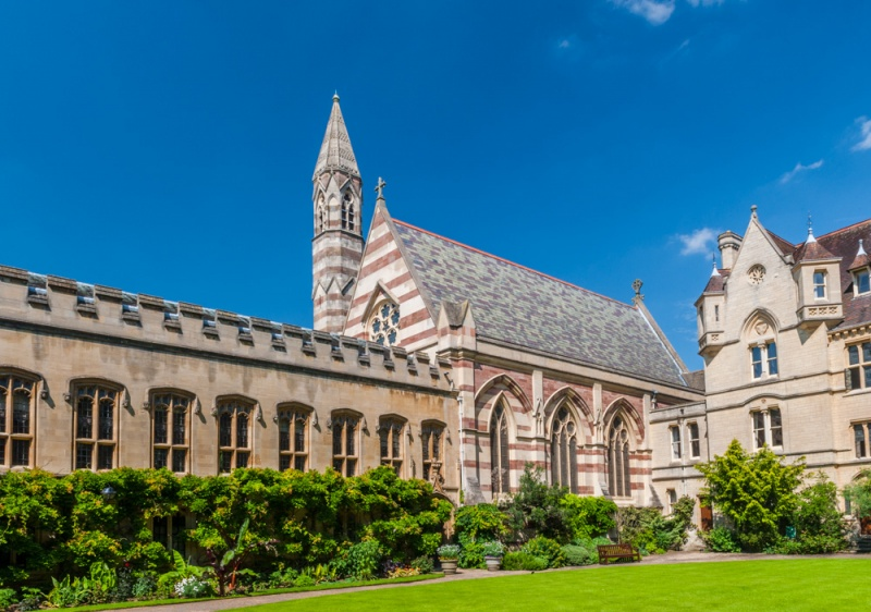 Front Quad, Balliol College