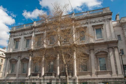 Banqueting House from Whitehall
