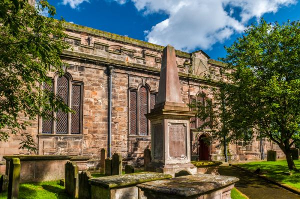 Holy Trinity church, Berwick-upon-Tweed