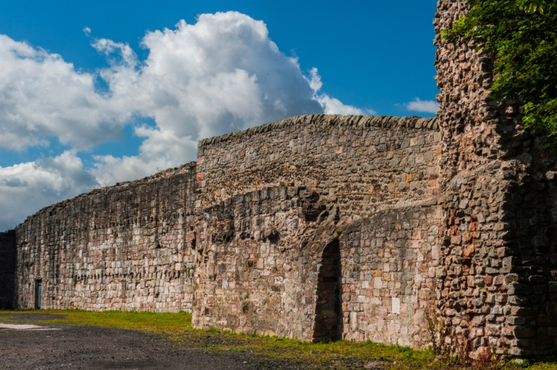 Berwick-upon-Tweed Castle