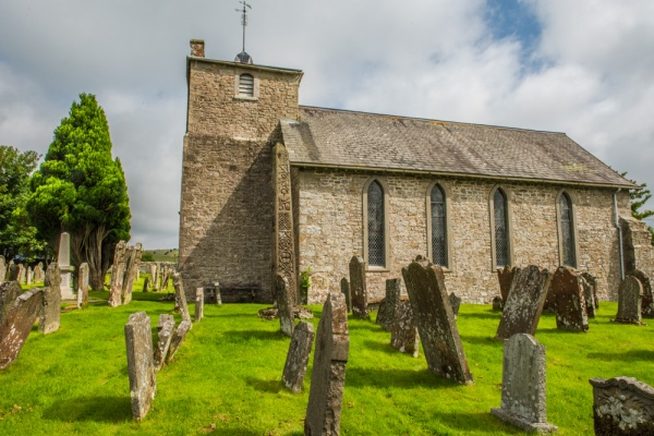 St Cuthbert's Church, Bewcastle