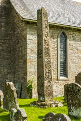 The remarkable Bewcastle Cross