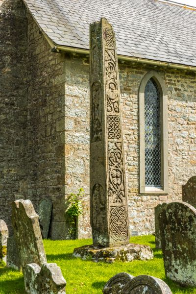 Bewcastle photo, The remarkable Bewcastle Cross