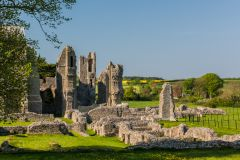 Binham Priory ruins