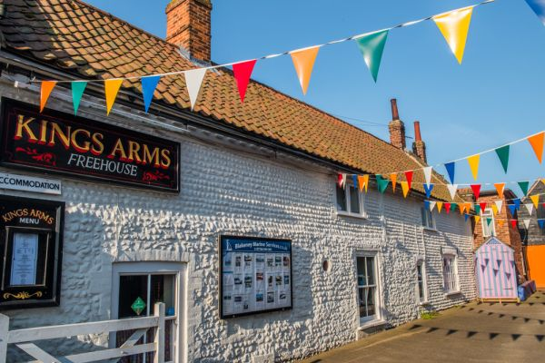 Blakeney photo, The King's Arms pub