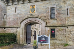 Bodmin Jail entrance