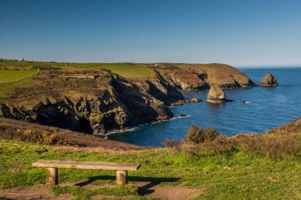Boscastle photo, The view from Willapark