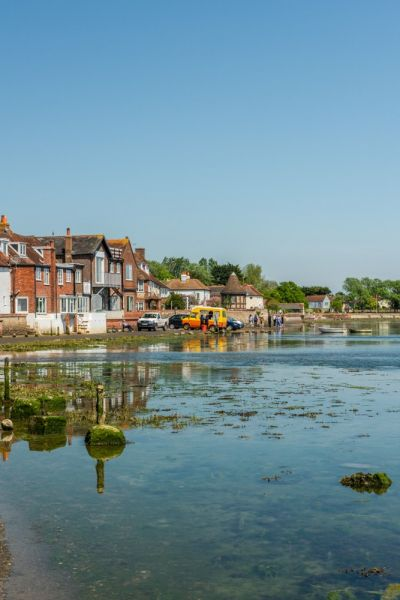 bosham west sussex maps
