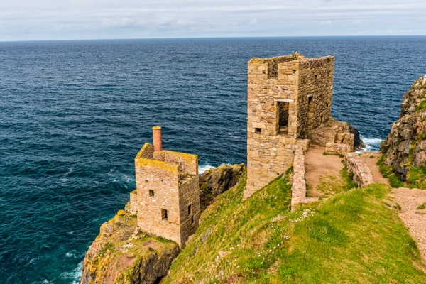Crown Mines engine houses, Botallack